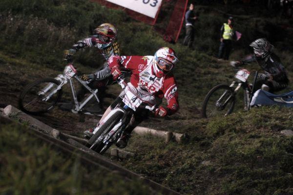 Světový pohár 4X, Schladming 2009: Joost Wichmann