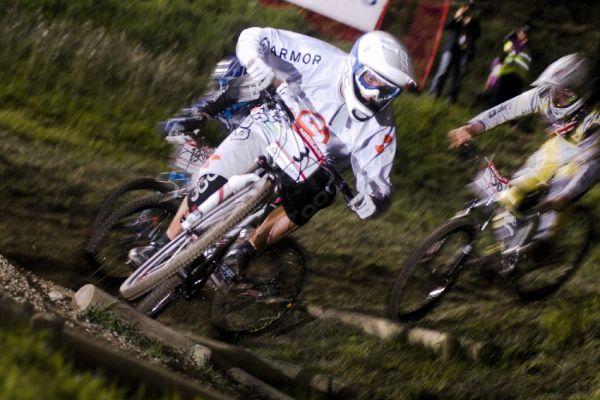 Světový pohár 4X, Schladming 2009: Romain Saladini