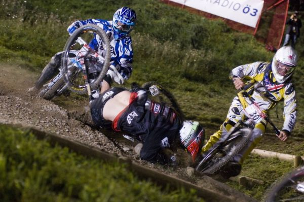 Světový pohár 4X, Schladming 2009:
