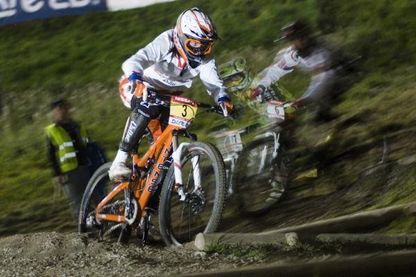 Světový pohár 4X, Schladming 2009: Anneke Beerten