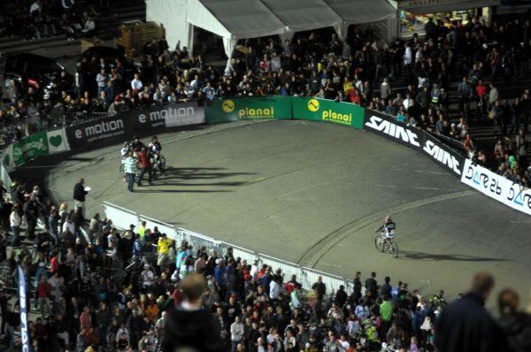 Světový pohár 4X, Schladming 2009: Michal Prokop překvapivě vyřazen