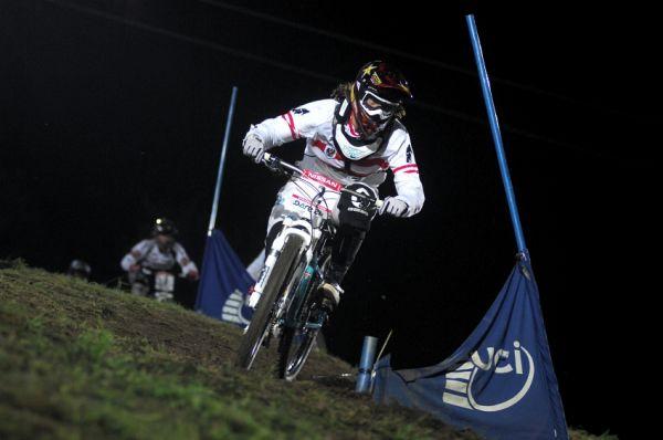 Světový pohár 4X, Schladming 2009: domácí Anita Molcik
