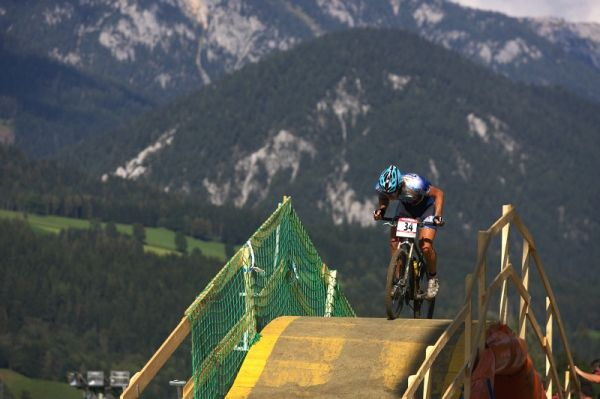 Nissan UCI MTB World Cup XCO #8, Schladming 19.9. 2009