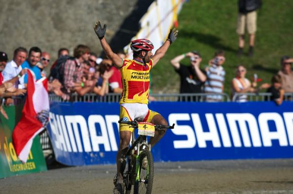 "Nissan UCI MTB World Cup XCO #8, Schladming 19.9. 2009 - ""tak kde ste, p�nov�?"""