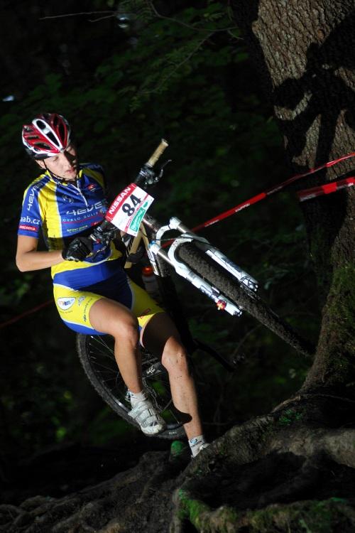 Nissan UCI světový pohár MTB #8 - Schladming 2009: Lenka Bulisová