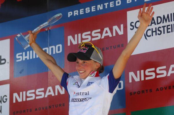 Nissan UCI světový pohár MTB #8 - Schladming 2009: Lisi Osl vítězkou celého SP '09