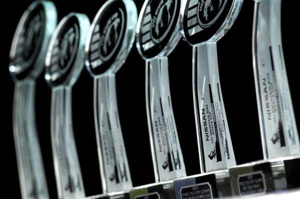 Nissan UCI světový pohár MTB #8 - Schladming 2009: poháry pro nejlepší