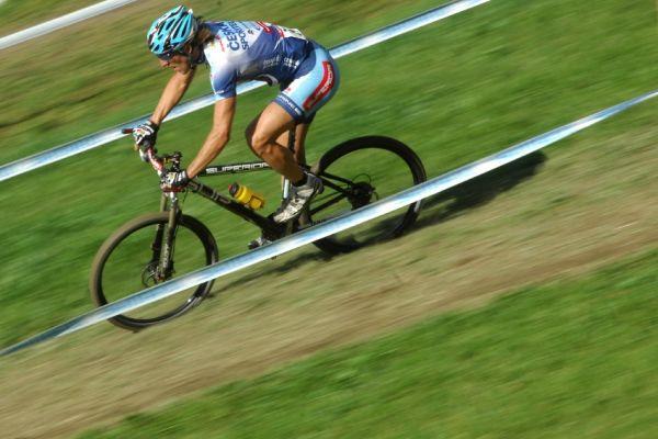 Nissan UCI světový pohár MTB #8 - Schladming 2009: Milan Spěšný