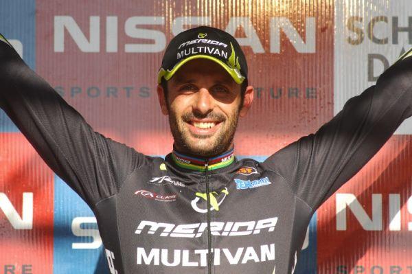 Nissan UCI světový pohár MTB #8 - Schladming 2009: José Antonio Hermida