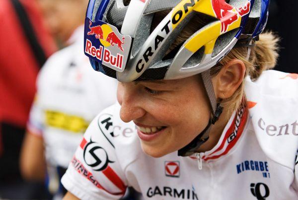 SP XCO Champéry 2009 ženy - rakouská hvězdička Lisa Osl