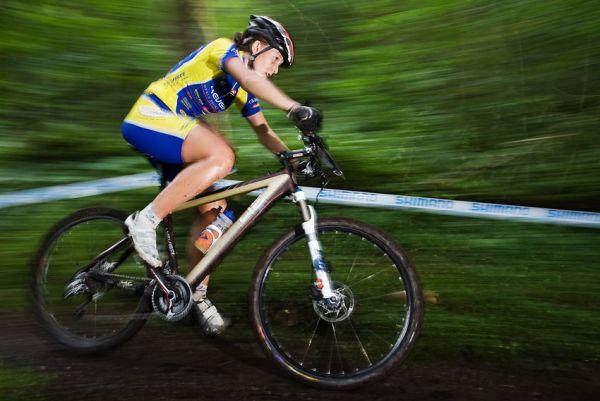 SP XCO Champéry 2009 ženy - Lenka Bulisová