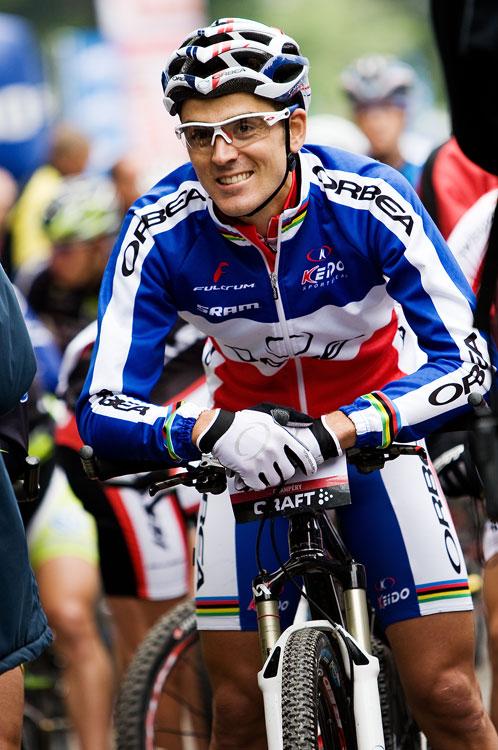 SP XCO Champ�ry 2009 - Julien Absalon