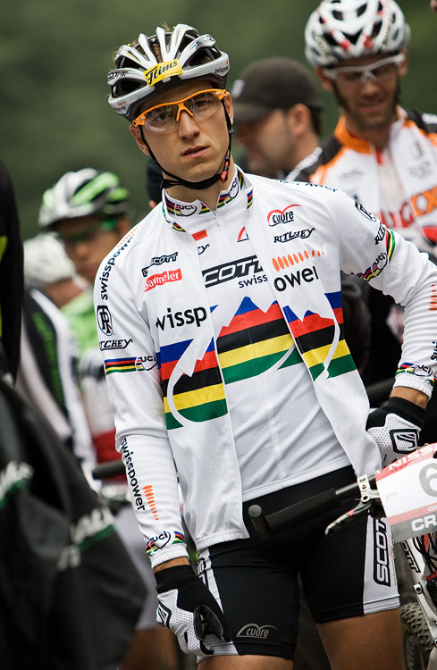 SP XCO Champéry 2009 - Nino Schurter