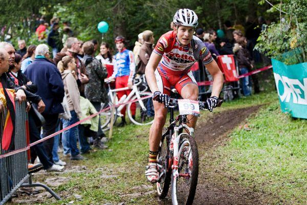 SP XCO Champ�ry 2009 - Kristi�n Hynek