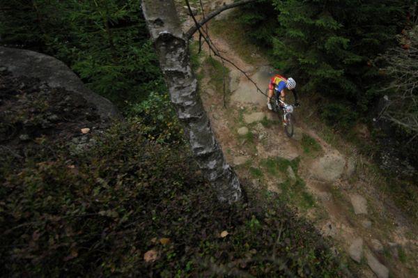 Mistrovstv� �R v MTB maratonu - Specialized Rallye Sudety '09: B�ra Radov�