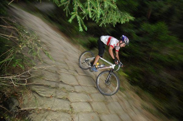 Mistrovství ČR v MTB maratonu - Specialized Rallye Sudety '09: