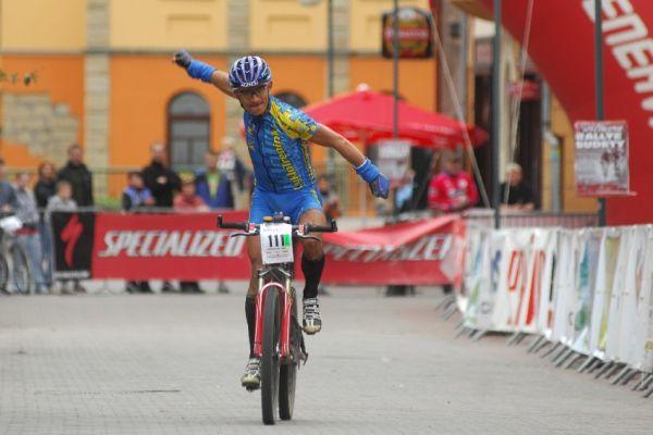 Mistrovství ČR v MTB maratonu - Specialized Rallye Sudety '09: Jan Hruška je mistrem republiky v maratonu!