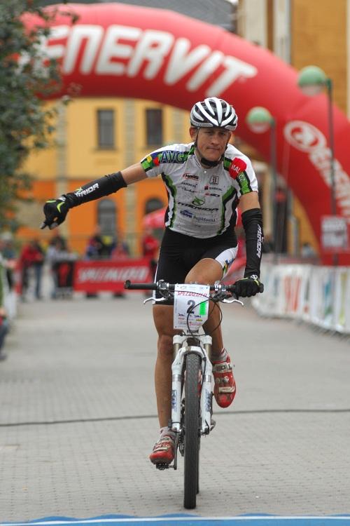 Mistrovství ČR v MTB maratonu - Specialized Rallye Sudety '09: Jan Jobánek končí čtvrtý