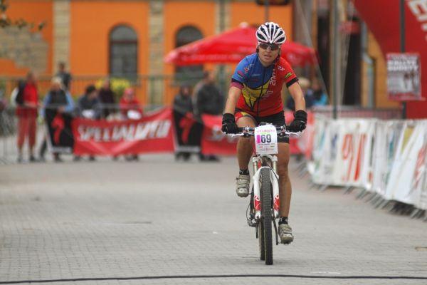 Mistrovství ČR v MTB maratonu - Specialized Rallye Sudety '09: Bára Radová druhá