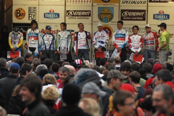Mistrovství ČR v MTB maratonu - Specialized Rallye Sudety '09: Top10 letošního ročníku