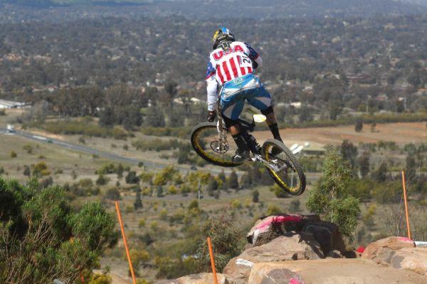 Mistrovství světa MTB DH 2009, Canberra -