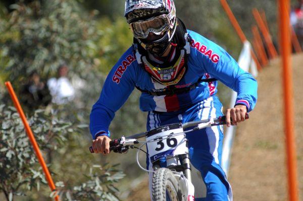 Mistrovství světa MTB DH 2009, Canberra - Erik Kimmel