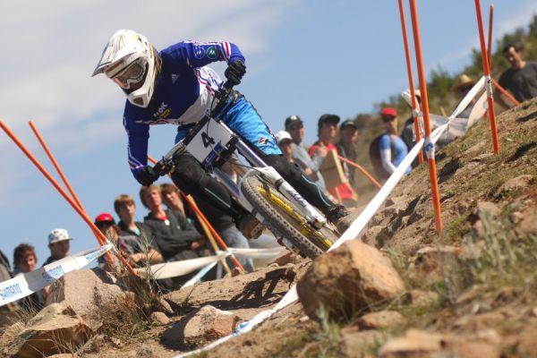 Mistrovství světa MTB DH 2009, Canberra - Emmeline Ragott