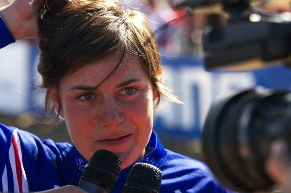 Mistrovství světa MTB DH 2009, Canberra /AUS/ - Emmeline Ragot