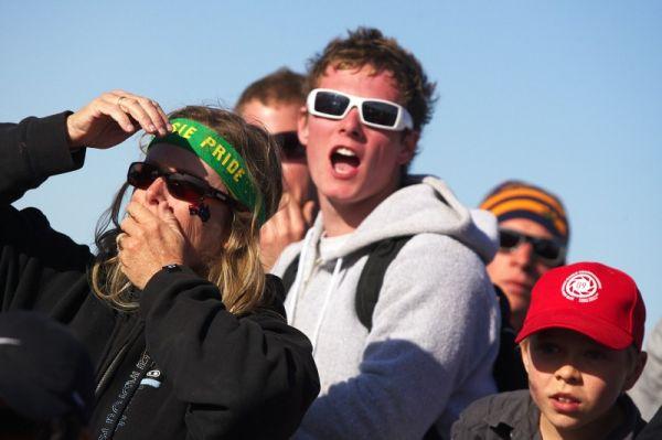 Mistrovství světa MTB DH 2009, Canberra /AUS/ - australské emoce