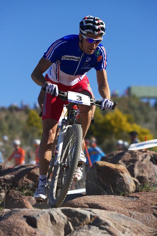 Mistrovství světa MTB XCO 2009 - Canberra /AUS/ - Julien Absalon