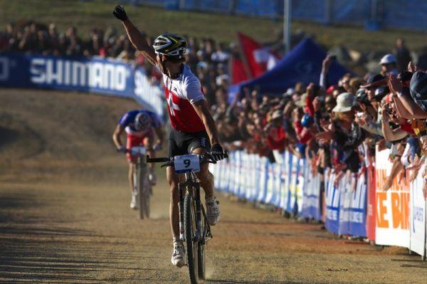 Mistrovství světa MTB XCO 2009 - Canberra /AUS/ - Nino Schurter přemohl nepřemožitelného!