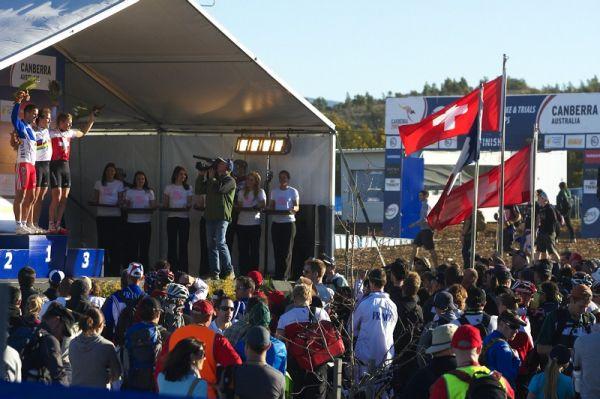 Mistrovství světa MTB XCO 2009 - Canberra /AUS/