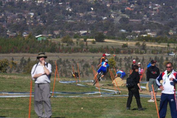 Mistrovstv� sv�ta MTB XCO 2009 - Canberra /AUS/