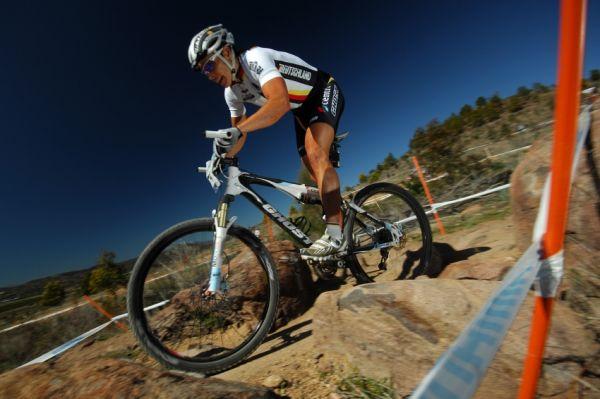 Mistrovství světa MTB XC 2009, Canberra: Sabine Spitz