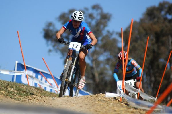 Mistrovství světa MTB XC 2009, Canberra: Janka Števková
