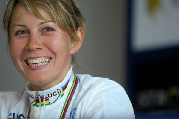 Mistrovství světa MTB XC 2009, Canberra: Štastná Irina Kalentieva