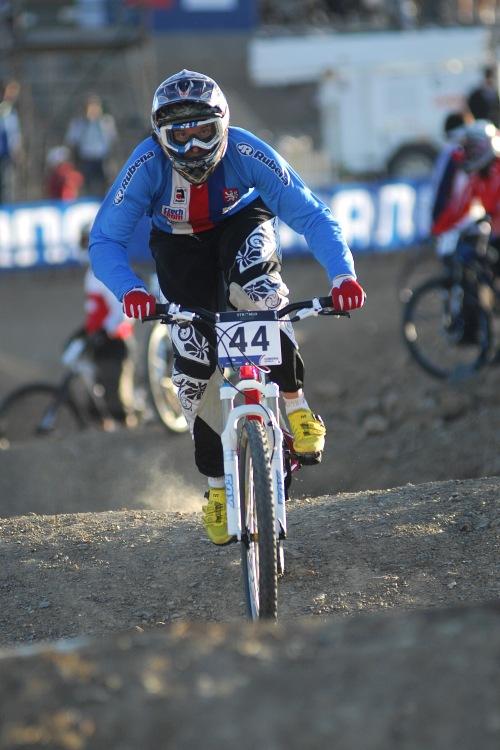 Mistrovství světa 4X 2009, Canberra (AUS): Romana Labounková