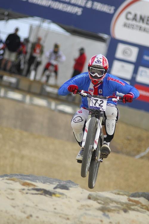 Mistrovství světa 4X 2009, Canberra (AUS): Tomáš Slavík