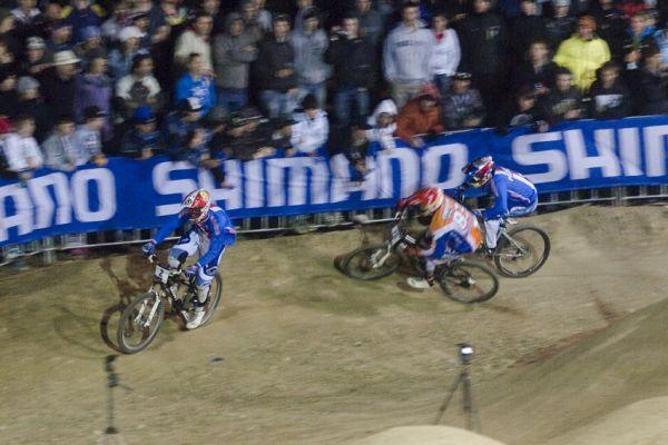 Mistrovství světa 4X 2009, Canberra (AUS): Rozhodující okamžik na letošním MS pro Michala Prokopa: zavřel ho Meijer, Slavík jede dál
