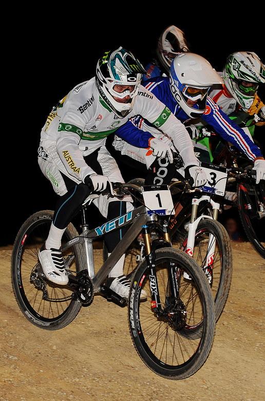 Mistrovství světa MTB 4X 2009 - Canberra /AUS/ - finále