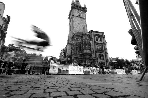 Staroměstské kritérium 2009, Praha: Staroměstské náměstí