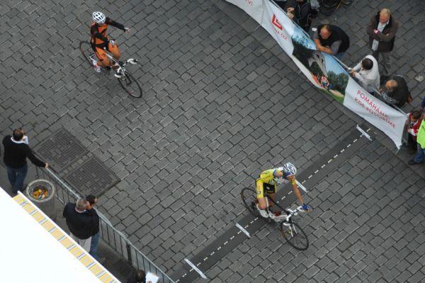 Staroměstské kritérium 2009, Praha: Alois Kaňkovský vítězí před Zdeňkem Mlynářem