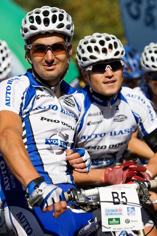 KP� Odersk� ml�nice 2009 - Ondra Fojt�k a Ivan Ryba��k