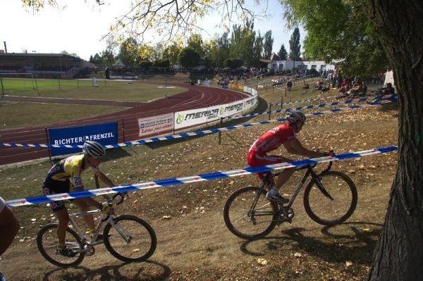 Cyklokros - Toi Toi Cup 2. závod, Stříbro 26.9. 2009