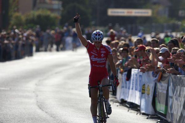 Cyklokros - Toi Toi Cup 2. závod, Stříbro 26.9. 2009 - Martin Bína
