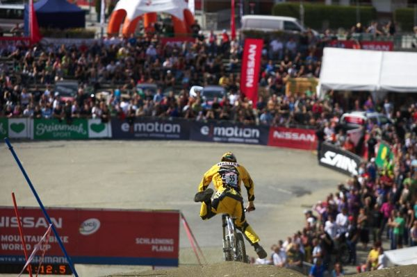 Nissan UCI MTB World Cup DH #8, Schladming 20.9. 2009