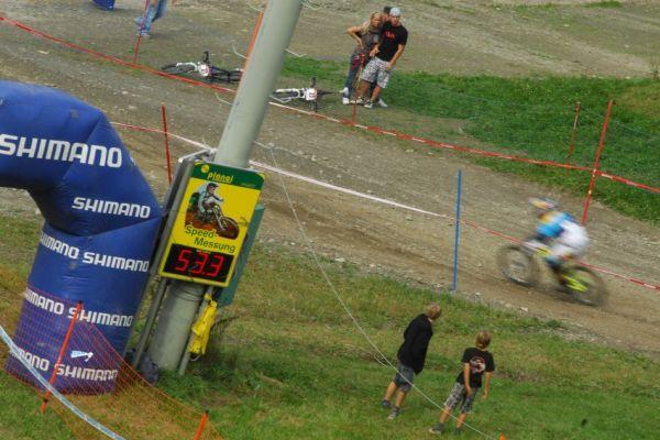 Světový pohár MTB Downhill - Schladming 2009: