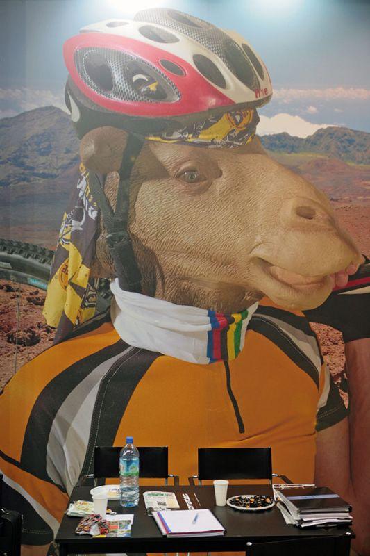 Buff 2010 na Eurobiku 2009