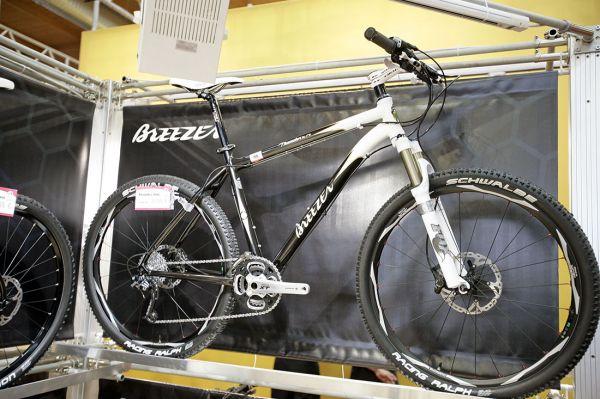 Breezer 2010 na Eurobiku 2009