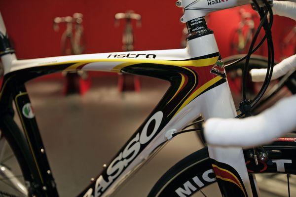 Basso 2010 na Eurobiku 2009